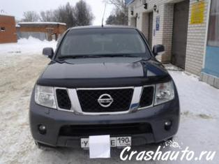 Nissan Navara Москва