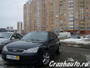 Ford Mondeo Московская область