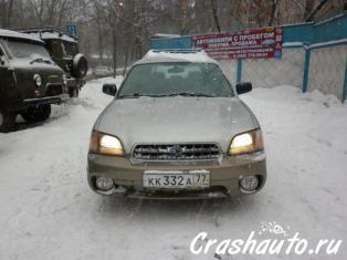 Subaru Outback Москва