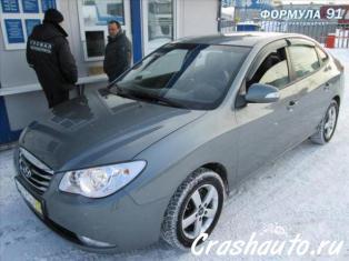 Hyundai Elantra Москва