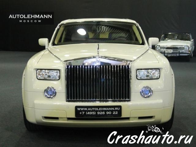 Rolls-Royce Park Ward Москва