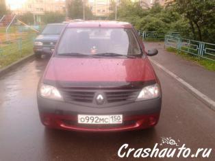 Renault Logan Московская область