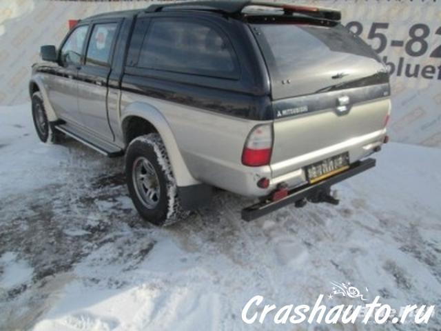 Mitsubishi L200 Москва